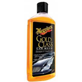 MEGUIARS Gold Class Car Wash Shampoo & Conditioner - autošampon s kondicionérem 473 ml