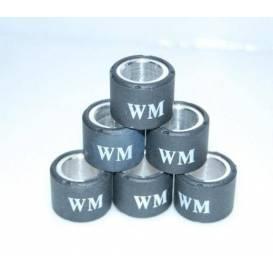 Válečky variátoru 15,5x19 mm 5,5g