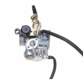 Karburátor 110cc/125cc s palivovým kohoutem (sytič lankem)