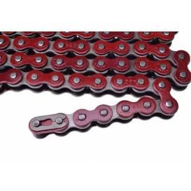 Řetěz 49/110cc (420) - červený