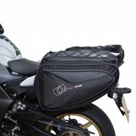 Boční brašny na motocykl P60R, OXFORD - Anglie (černé, objem 60l)
