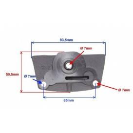 Kryt motoru - z boku hlavy Typ 2 (49/110/125cc)