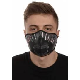 Maska neoprenová, EMERZE - Itálie (černá/šedá)