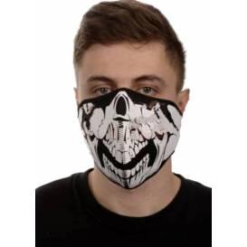 Maska neoprenová, EMERZE - Itálie (černá/bílá)