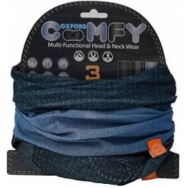 Nákrčníky Comfy Jeans, OXFORD - Anglie (sada 3ks)