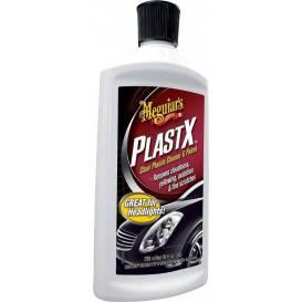 Meguiars PlastX - leštěnka na čiré plasty, 296 ml