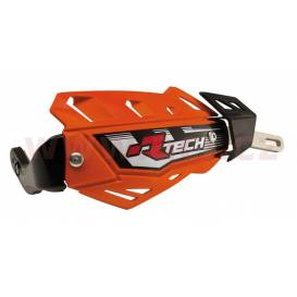 Lever covers FLX ALU, RTECH (orange, without mounting kit - must be purchased separately)
