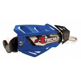 Lever covers FLX ALU, RTECH (blue, without mounting kit - must be purchased separately)