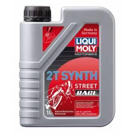 LIQUI MOLY Motorbike 2T Synth Race - plně syntetický motorový 2T olej 1l