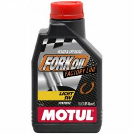 MOTUL FORK OIL Factory Line Light 5W 1l