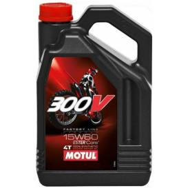 MOTUL 300V OFF ROAD 15W-60 4l