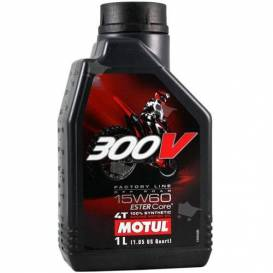 MOTUL 300V OFF ROAD 15W-60 1l