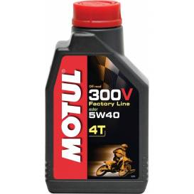 MOTUL 300V OFF ROAD Factory line 5W-40 1l