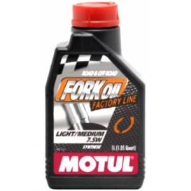 MOTUL FORK OIL Factory Line Medium/ Light 7,5W 1l