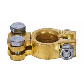 Brass battery terminal Clasic - Direct -