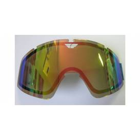 Glass FLY Zone double - FLY RACING (fire bronze)