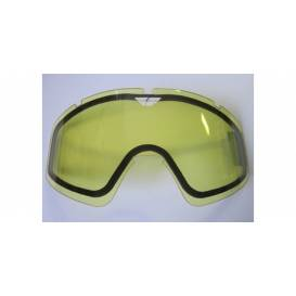 Glass FLY Zone double - FLY RACING (yellow)