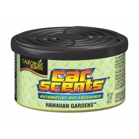 California Scents Car Scents (Hawaiian gardens) 42 g
