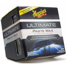 Meguiars Ultimate Wax Paste - tuhý vosk na bázi syntetických polymerů, 311 g