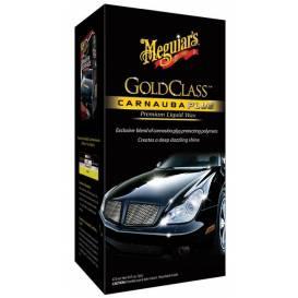 MEGUIARS Gold Class Carnauba Plus Premium Liquid Wax - tekutý Carnauba vosk 473 ml