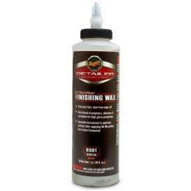 MEGUIARS DA Microfiber Finishing Wax - dokončovací vosk 473 ml