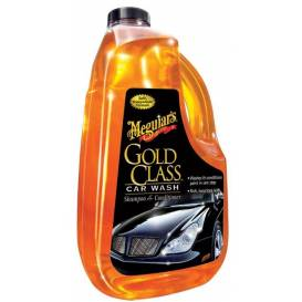 MEGUIARS Gold Class Car Wash Shampoo & Conditioner - autošampon s kondicionérem 1892 ml