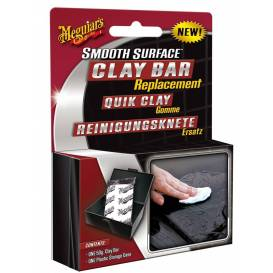 Meguiars Smooth Surface Clay Bar Replacement - náhradní kostka claye 50 g