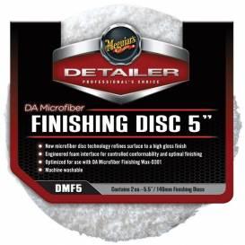 MEGUIARS DA Microfiber Finishing Disc 5-palcový leštící kototuč (2 kusy)