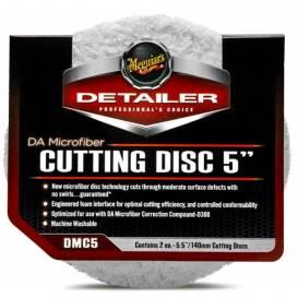 MEGUIARS DA Microfiber Cutting Disc 5-palcový leštící kototuč (2 kusy)