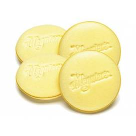 MEGUIARS Soft Foam Applicator Pads - pěnové aplikátory (4 ks)