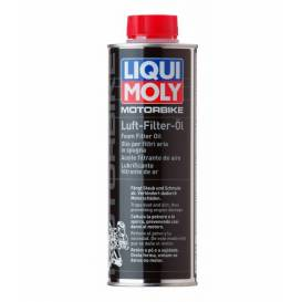 LIQUI MOLY olej na vzduchové filtry motocyklů 500 ml