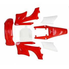 Plasty kompletní pro minicross Apollo