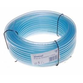 Benzínová hadička 5mm  - 0,5m