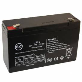 Battery for Peg Perego 6V 12Ah
