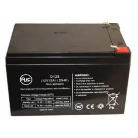 Baterie 12V 12Ah gelová pro elektro čtyřkolky
