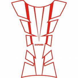 Protektor nádrže Sheer Arrow, OXFORD - Anglie (červený)