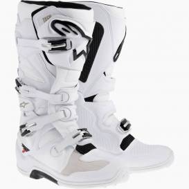 Shoes TECH 7 2021, ALPINESTARS (white)