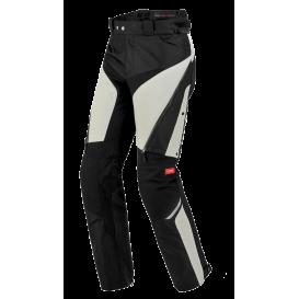 Nohavice 4SEASON, SPIDI (svetlo šedé / čierne)