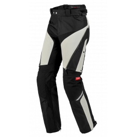 Pants 4SEASON, SPIDI (light gray / black)