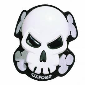 Slidery Skull, OXFORD - Anglie (bílé, pár)