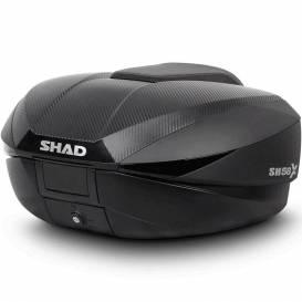 Box na skútr SHAD - SH58X Carbon Top case