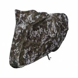 Tarpaulin for motorcycle Aquatex Camo, OXFORD - England (camouflage)