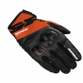 FLASH R EVO gloves, SPIDI (black / orange)