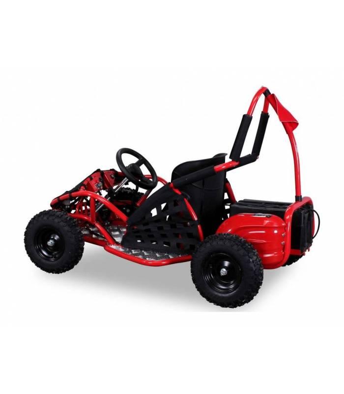 Elektro buggy Sunway Go-kart NITRO 1000W Černá