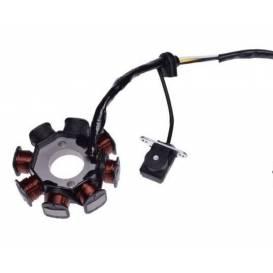 Magneto - civky skútr GY6 - 8 cívek (25mm)