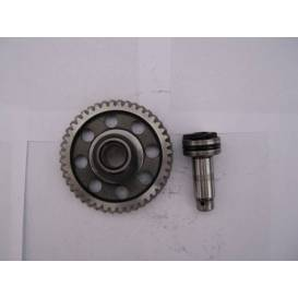 Gear with shaft Lyda200 - bazaar