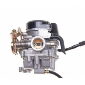 Karburátor 50cc 4t pro skútry - plastové víčko