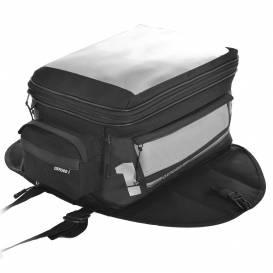 Tankbag na motocykl F1 Magnetic, OXFORD - Anglie (černý, objem 35 l)