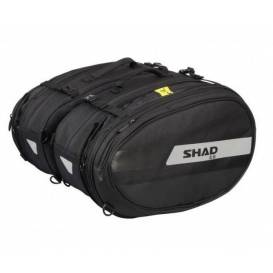 SHAD SL58 motorcycle side bags