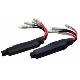 Odpor pro LED blinkry (20W/9,8 Ohm, pro aplikace na původní žárovku 21W, pár)